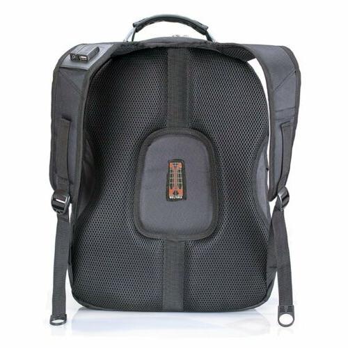 Swiss Multifunctional Travel USB School bag