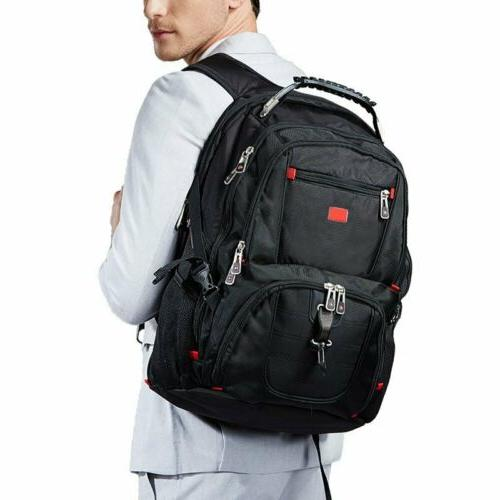 Swiss Multifunctional Backpack Travel Camping Charge