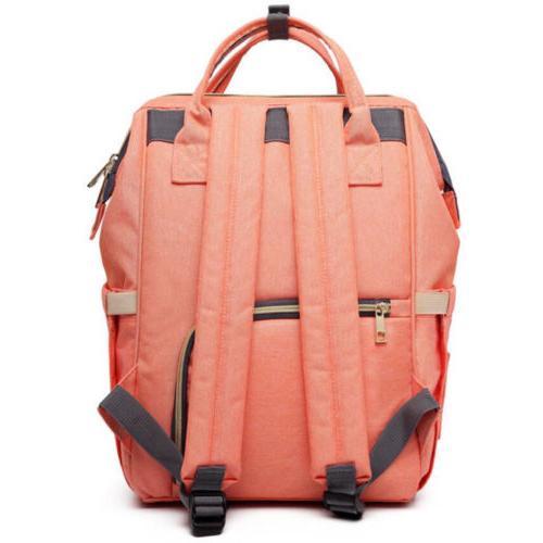 Ergo Multi-functional Diaper Nappy Backpack Waterproof