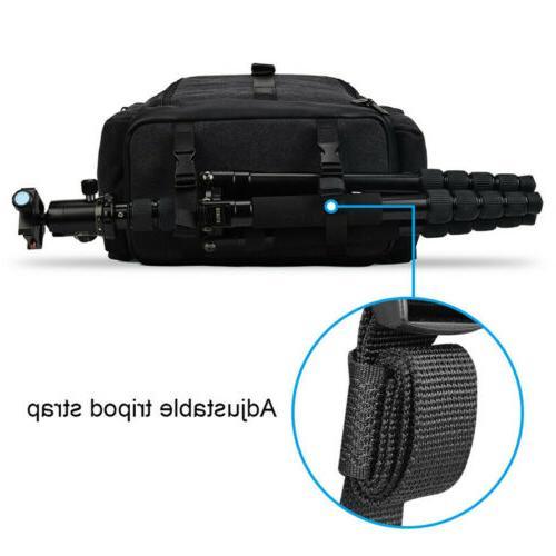 New Bag Backpack For Canon Nikon Sony Leica Pentax SLR DSLR