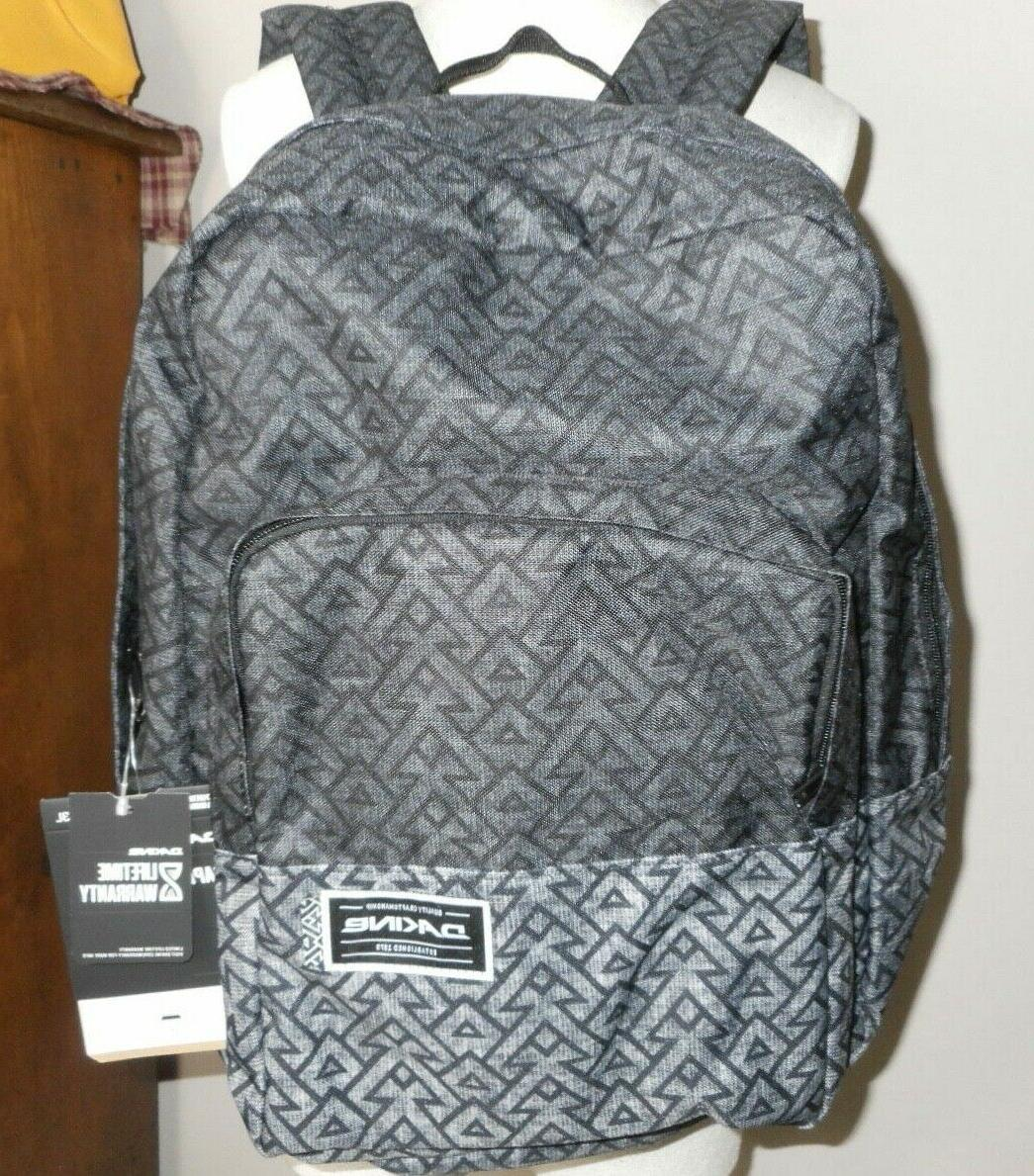 new capitol 23l laptop backpack bag in