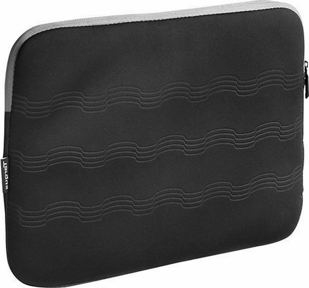 "Targus, Debossed Laptop Sleeve, Gry/Blk 15.6"". TSS588US"