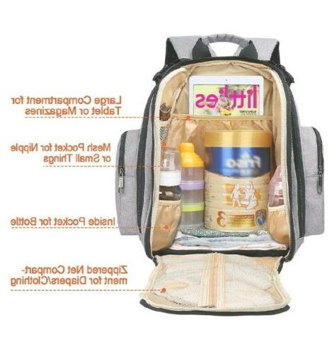 NEW!! LAPTOP BACKPACK-WATER RESISTANT