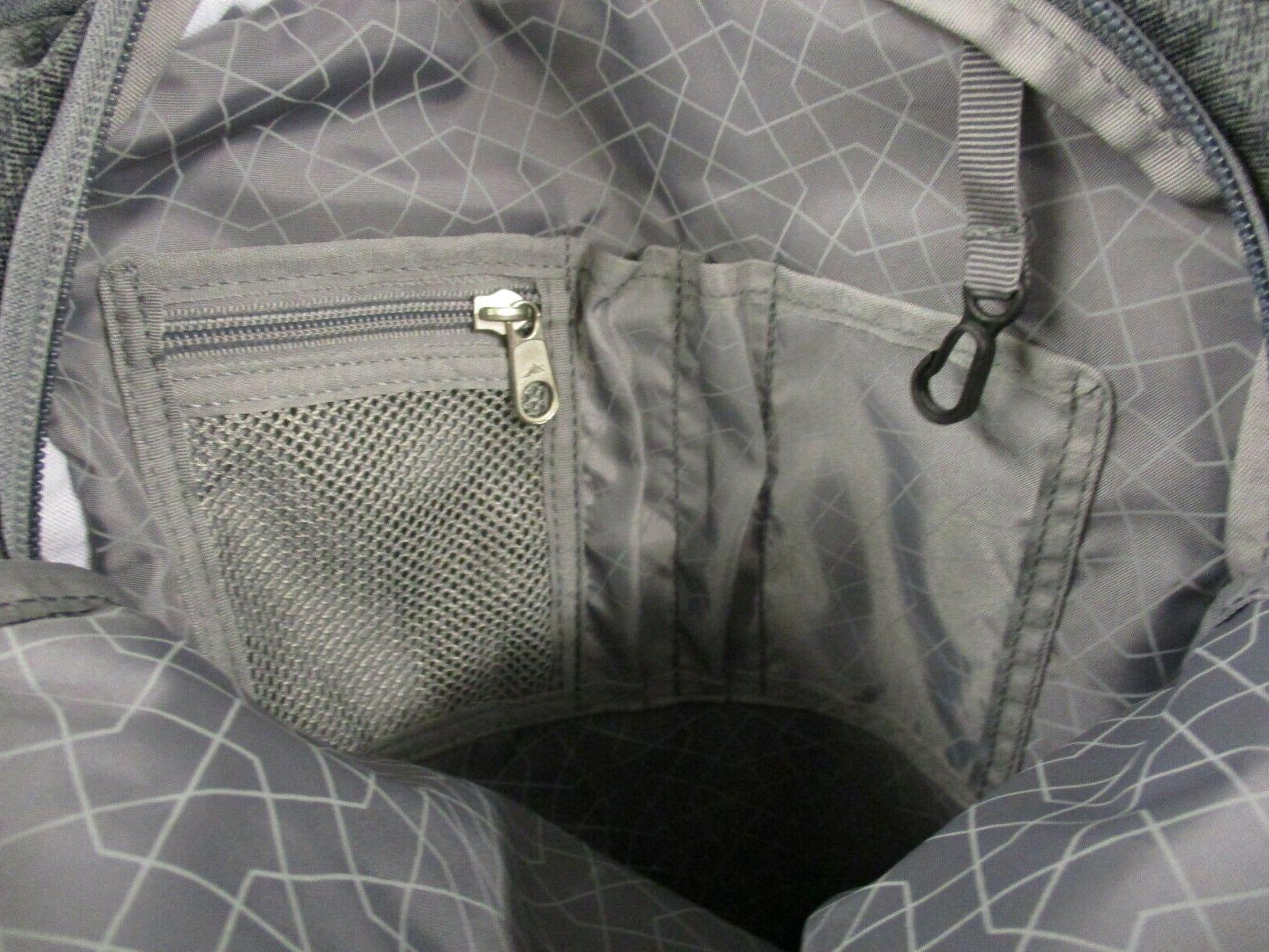 New High Grab BackPack Padded Book
