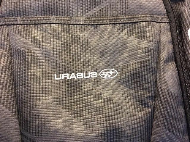 """*NEW! OGIO Excelsior Black """"Subaru"""" laptop luggage"""