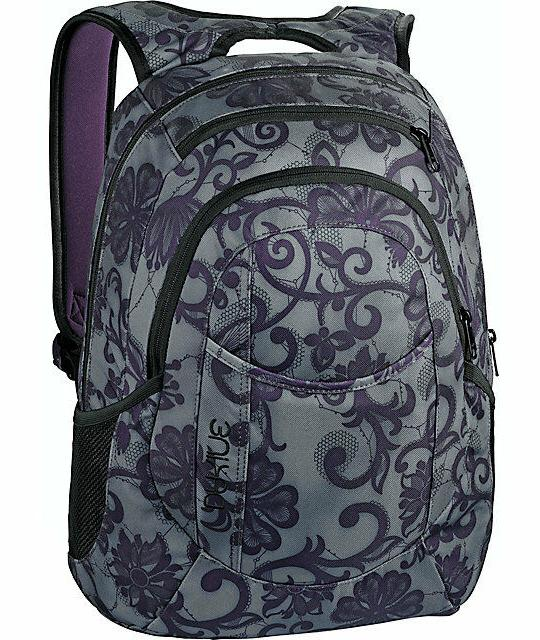 new garden pack lacey girl backpack that