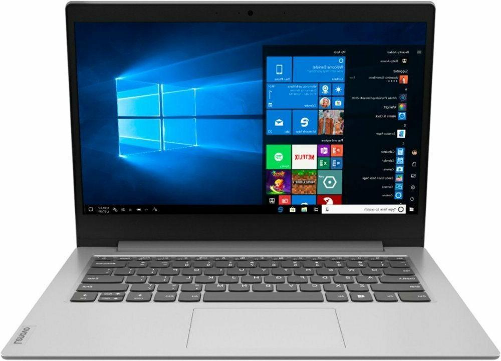 New 81VS0001US 14'' HD A6-9220e 64GB eMMC - Gray
