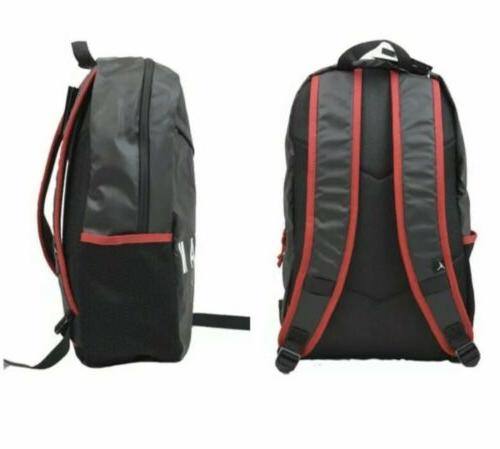 New AIR Large JUMPMAN LOGO BLACK /Red Storage