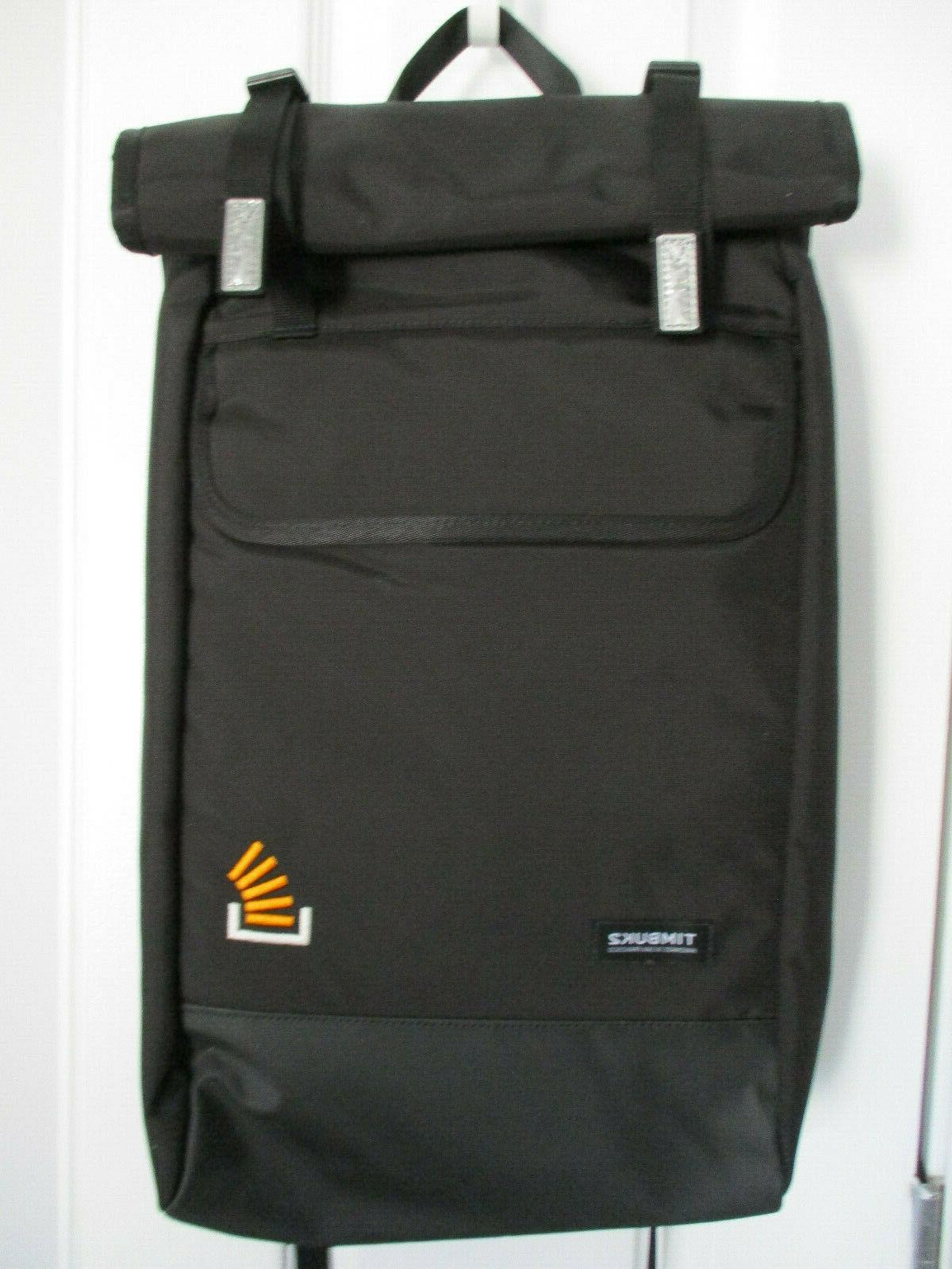 NEW Timbuk2 Roll Top Laptop Commuter Backpack Bag!