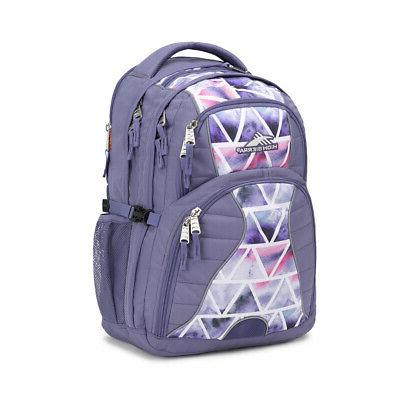 NEW High 17-inch Backpack