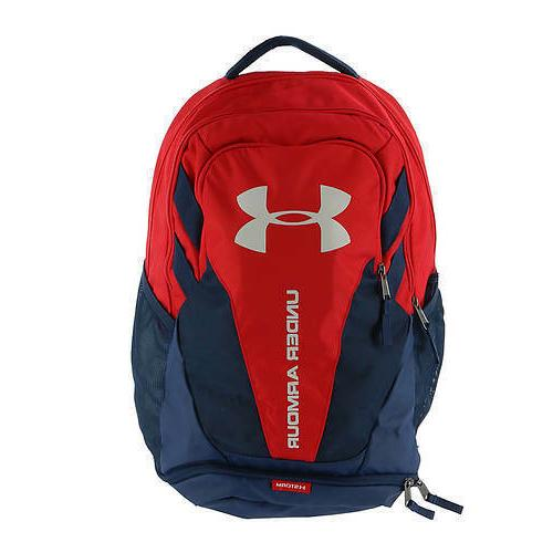 New With Armour Hustle 3.0 Backpack Laptop School Bag