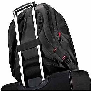 New Samsonite Xenon adjustable Laptop Backpack Bk