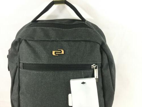 Solo York Backpack Laptop Tablet Strength