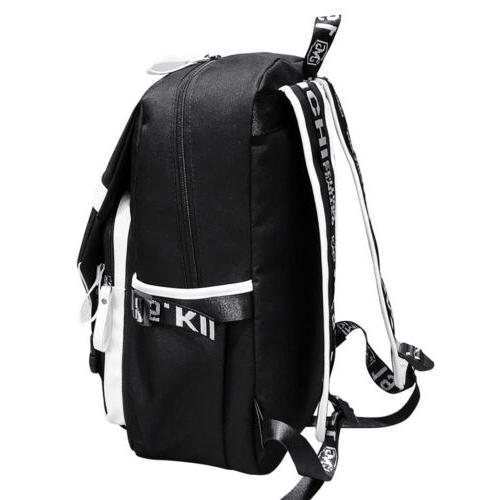Night Luminous Laptop Bag Shoulder Bags USB