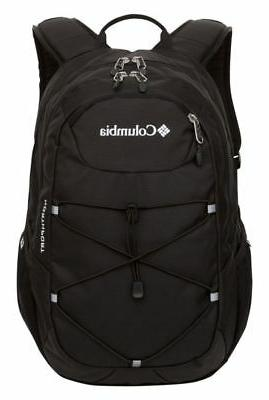 northport backpack with 15 laptop pocket black
