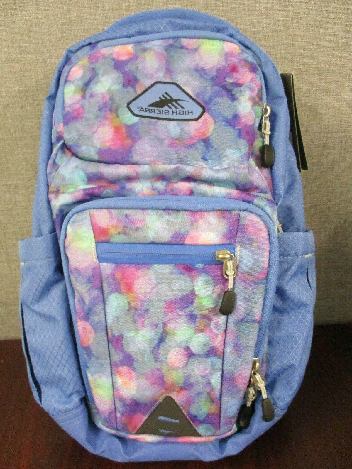 nwot 22l everyday backpack black holds 15