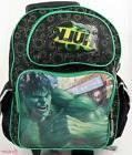 "NWT Brand New Marvel The Hulk 16"" Large Rolling Backpack Sch"