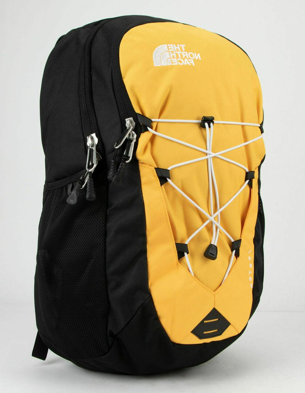 NWT THE NORTH FACE MEN'S JESTER YELLOW BLACK