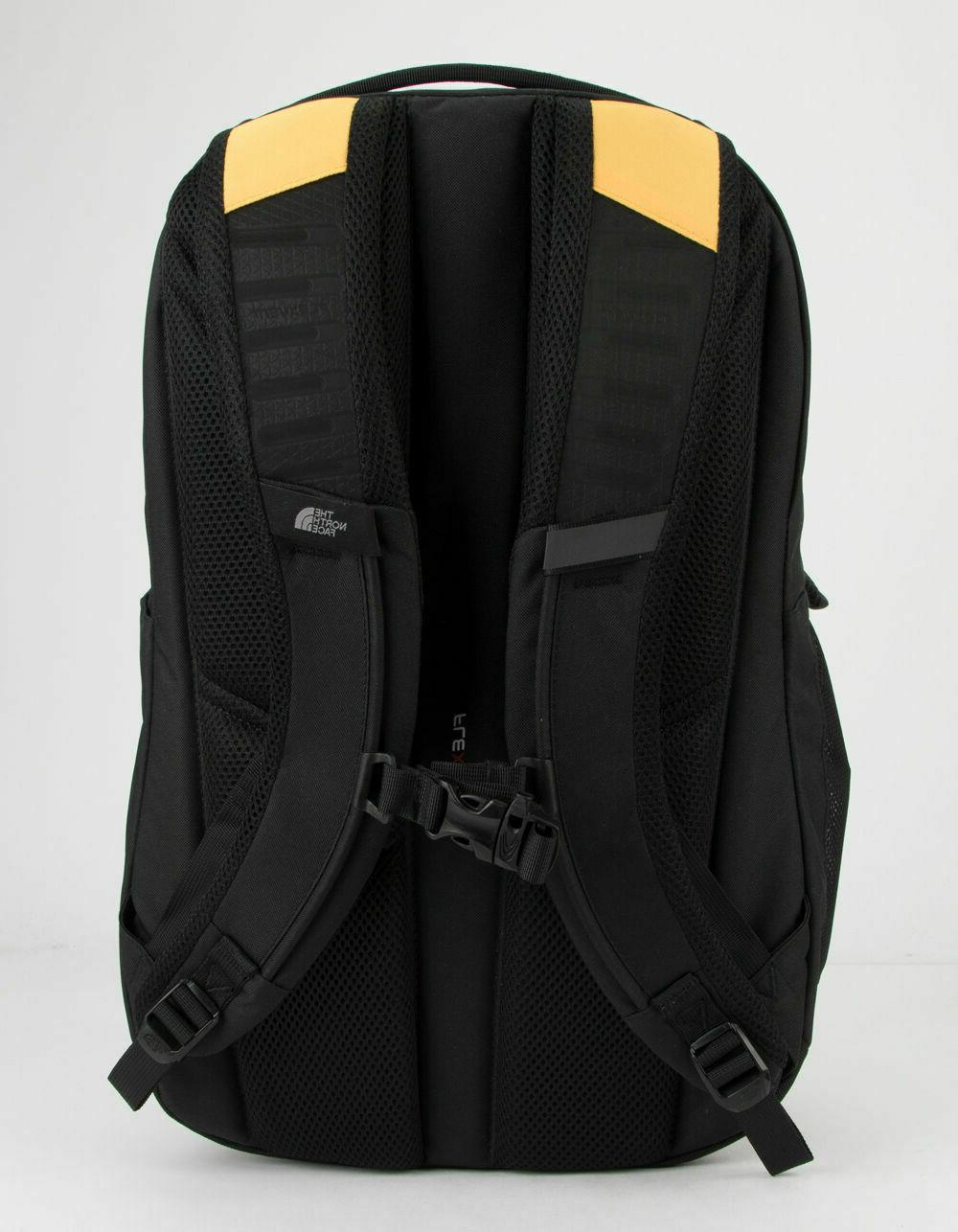 NWT THE FACE MEN'S JESTER YELLOW BLACK