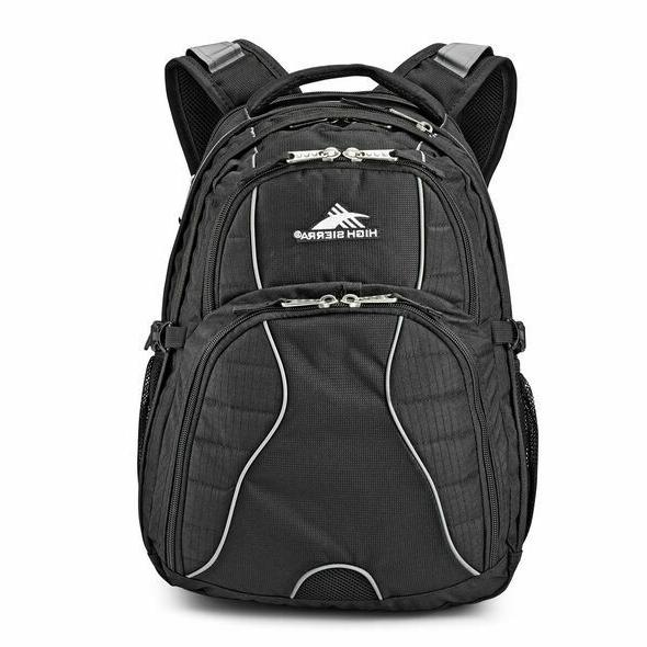 nwt swerve 17 in laptop backpack black