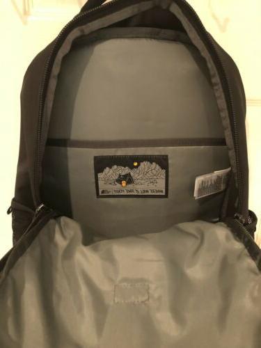 NWT Vault TNF Black Laptop Sleeve White $55