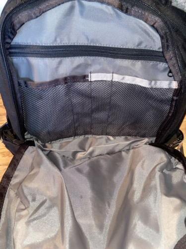 NWT Face Jester Laptop Bag Black $69