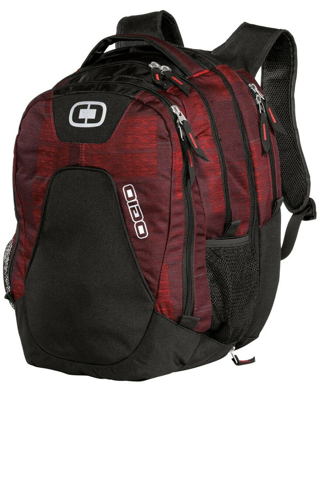 ogio juggernaut backpack nwt cycle bag checkpoint