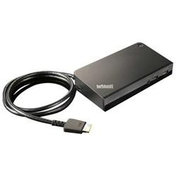 Lenovo ThinkPad Onelink+ Dock - for Notebook - USB 3.0 - 6 x