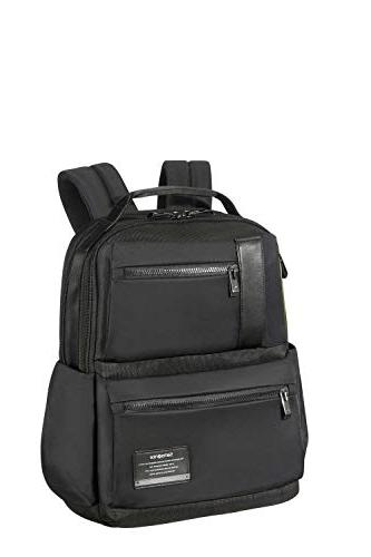 "Samsonite OpenRoad Laptop 14.1"" Business Backpack, Jet Black"