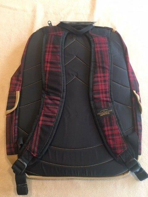 Dakine Plaid BackPack & Organization Pockets