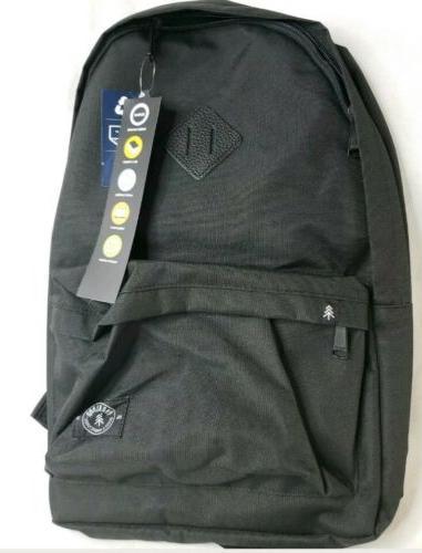 palo backpack black 15 laptop sleeve water