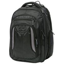 Perry Ellis M160 Business Laptop Backpack - Black