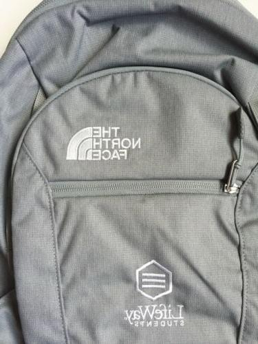 The North Face Pivoter Backpack **Please Note-Has Monogram