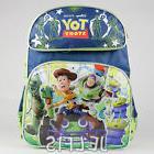 "Disney Pixar Toy Story Boys 14"" School Green Backpack Bag fo"