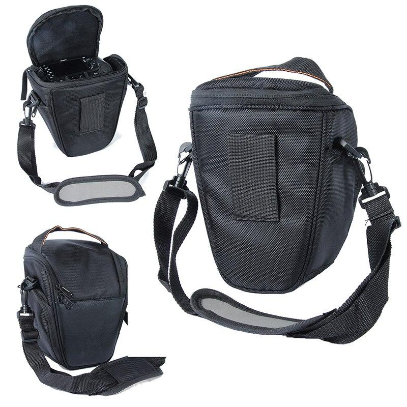 portable adjustable black nylon waterproof font b