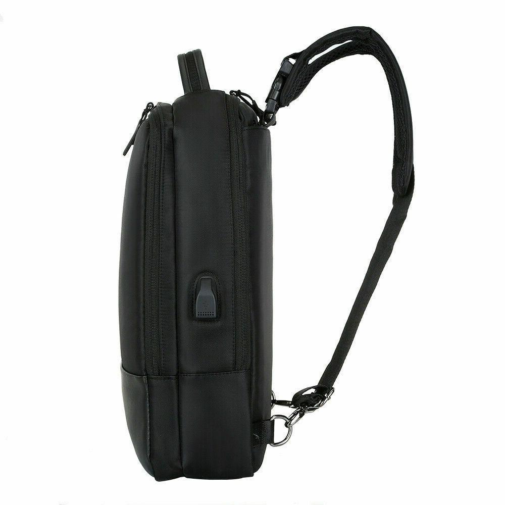 Premium Laptop Notebook Charger Business School Bag