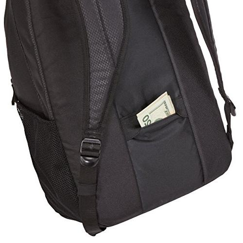 Case Prevailer Laptop Backpack-Black