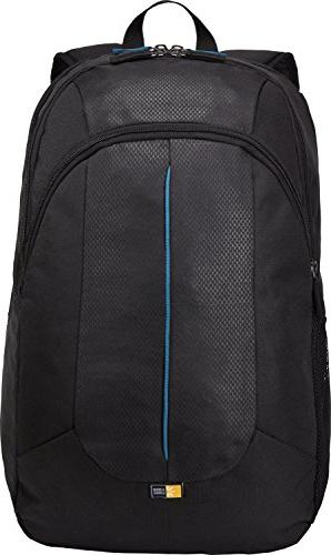 Case Laptop Backpack-Black