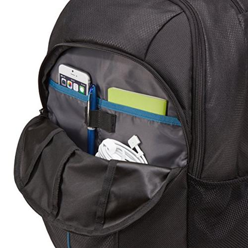 Case Logic Laptop Backpack-Black