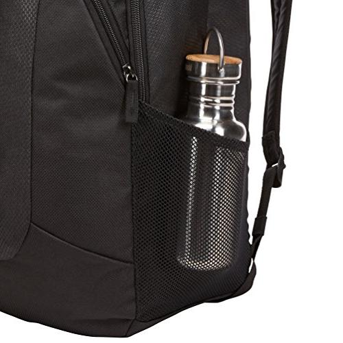 Laptop Backpack-Black
