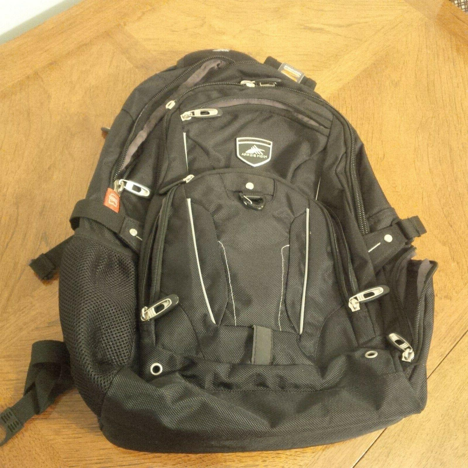 pro series laptop backpack