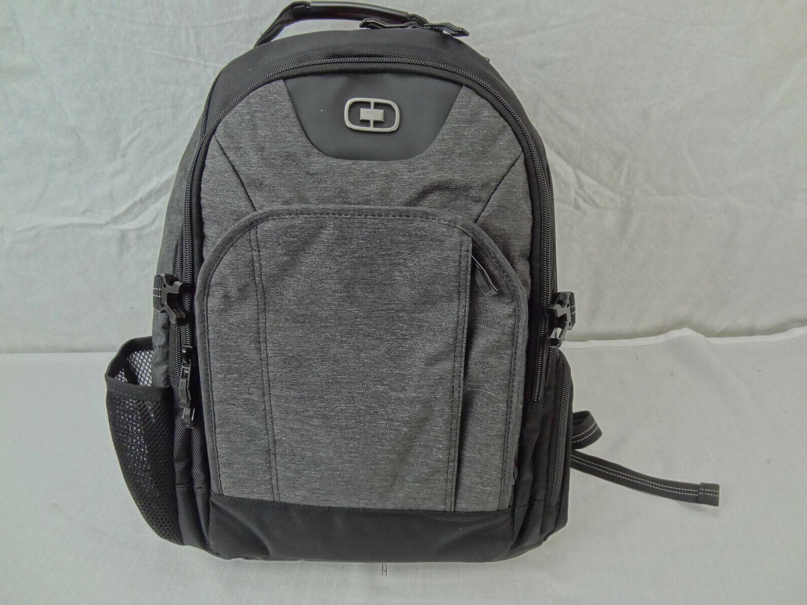 prospect professional utility backpack gray fits 17