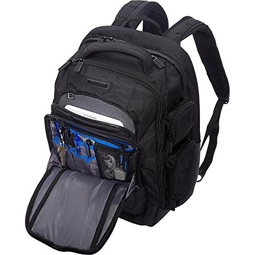 Samsonite Prowler Backpack Fits Up To Laptops -
