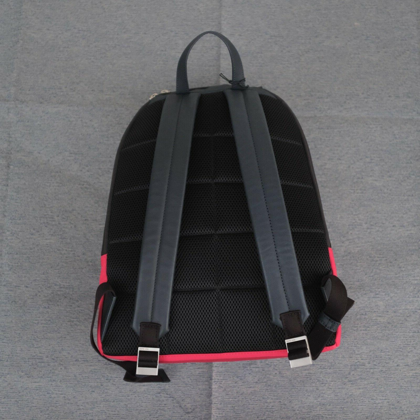 Jack Quilted Nylon Leather Padded Laptop Sleeve