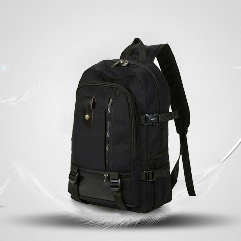 Retro Backpack Travel Hiking Laptop