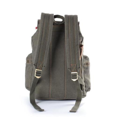 Retro Chic School Casual Bag