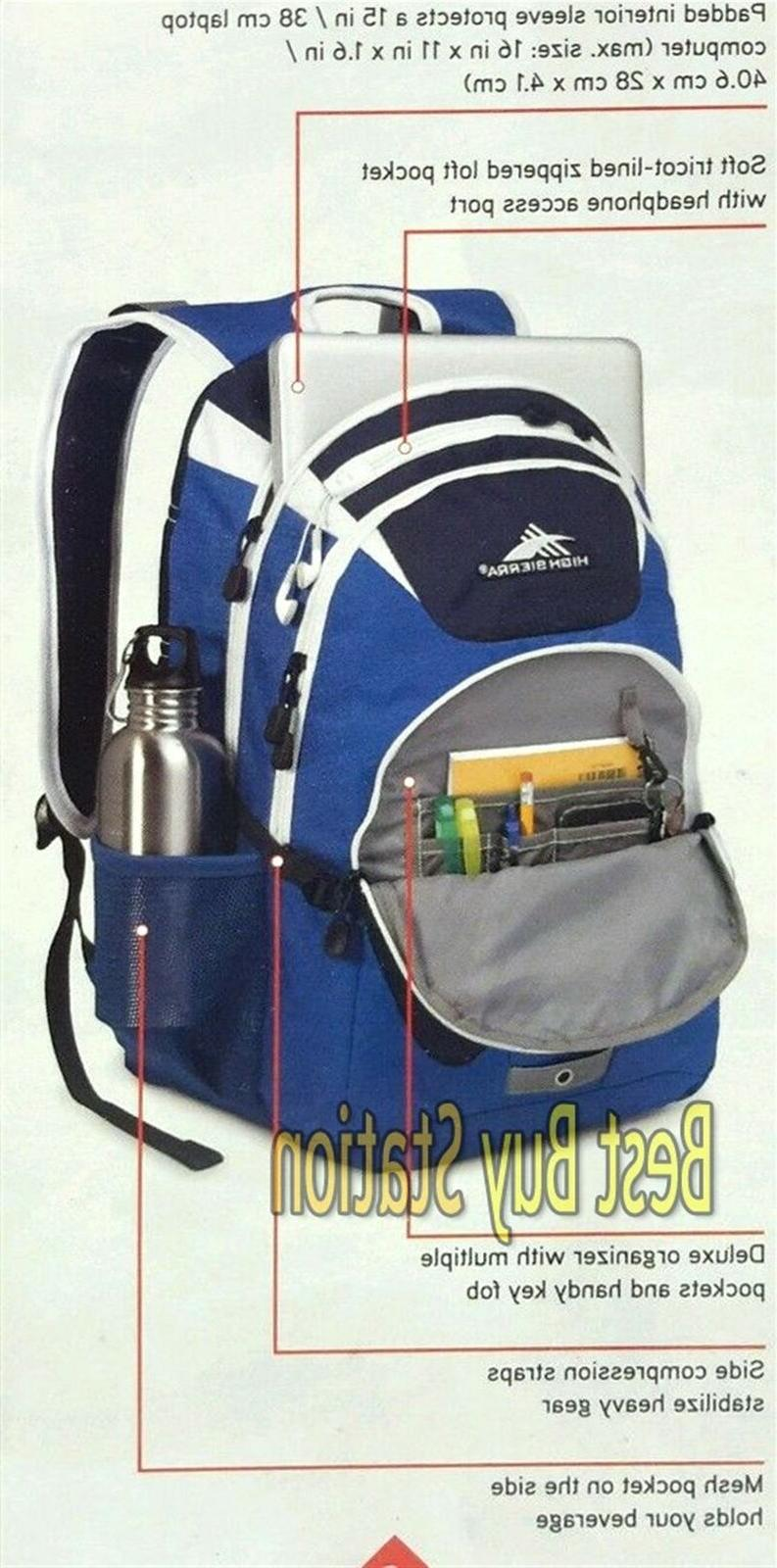 High Bookbag Notebook