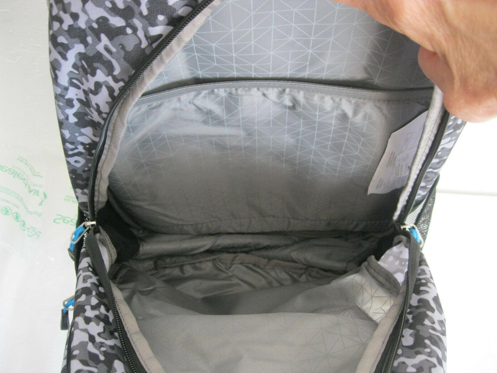 High Riprap Backpack w/ , Camo