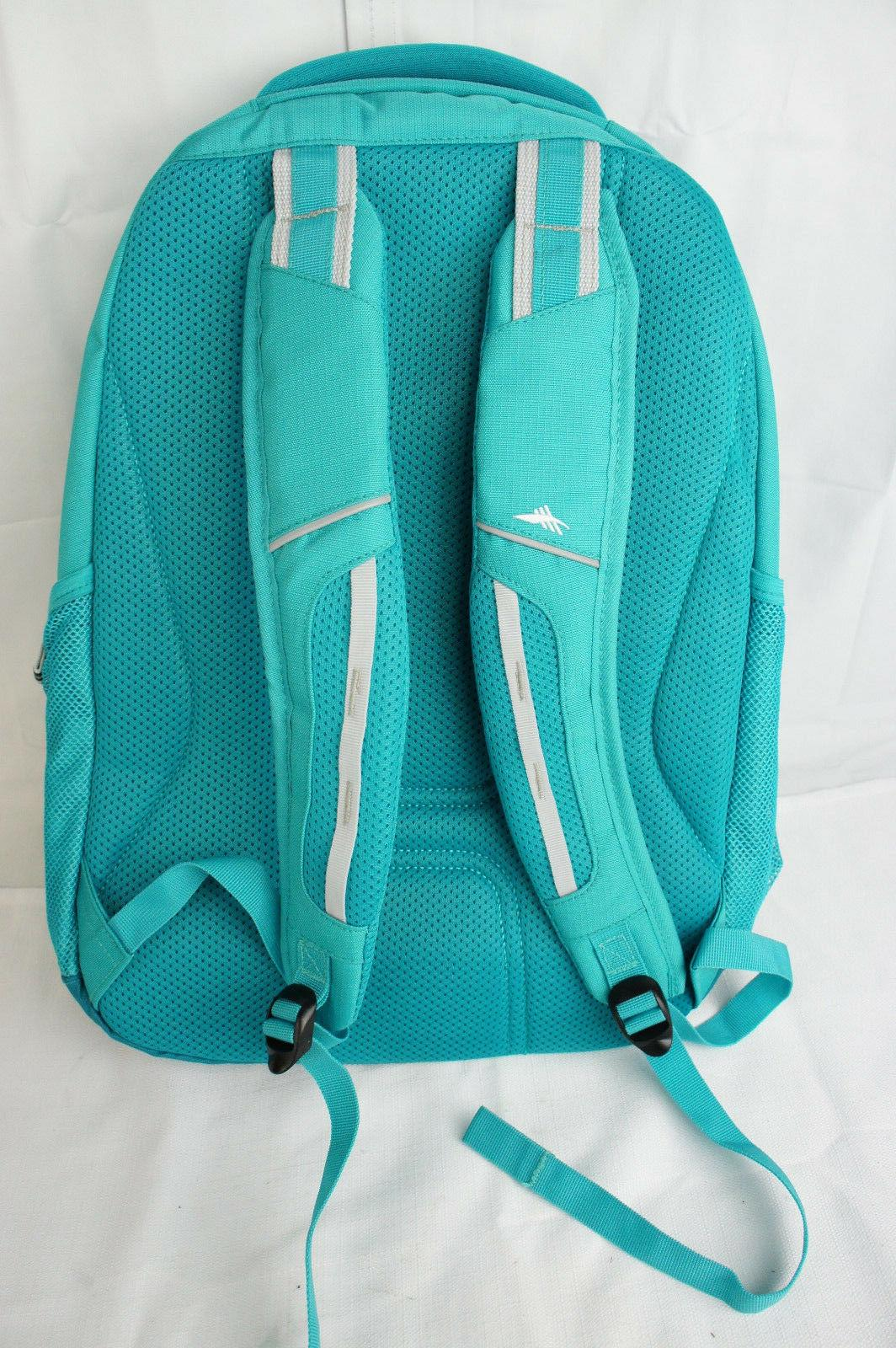 High Riprap Backpack Sleeve Teal Tags