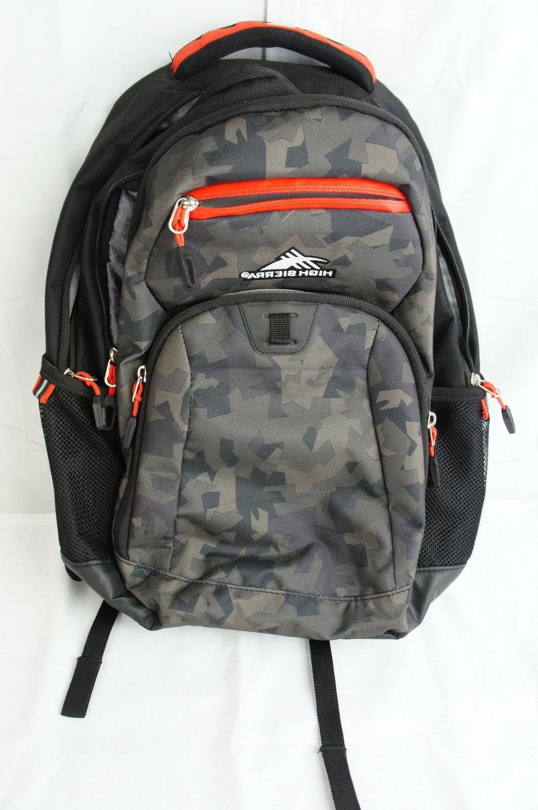 riprap lifestyle 20 backpack camo black holds